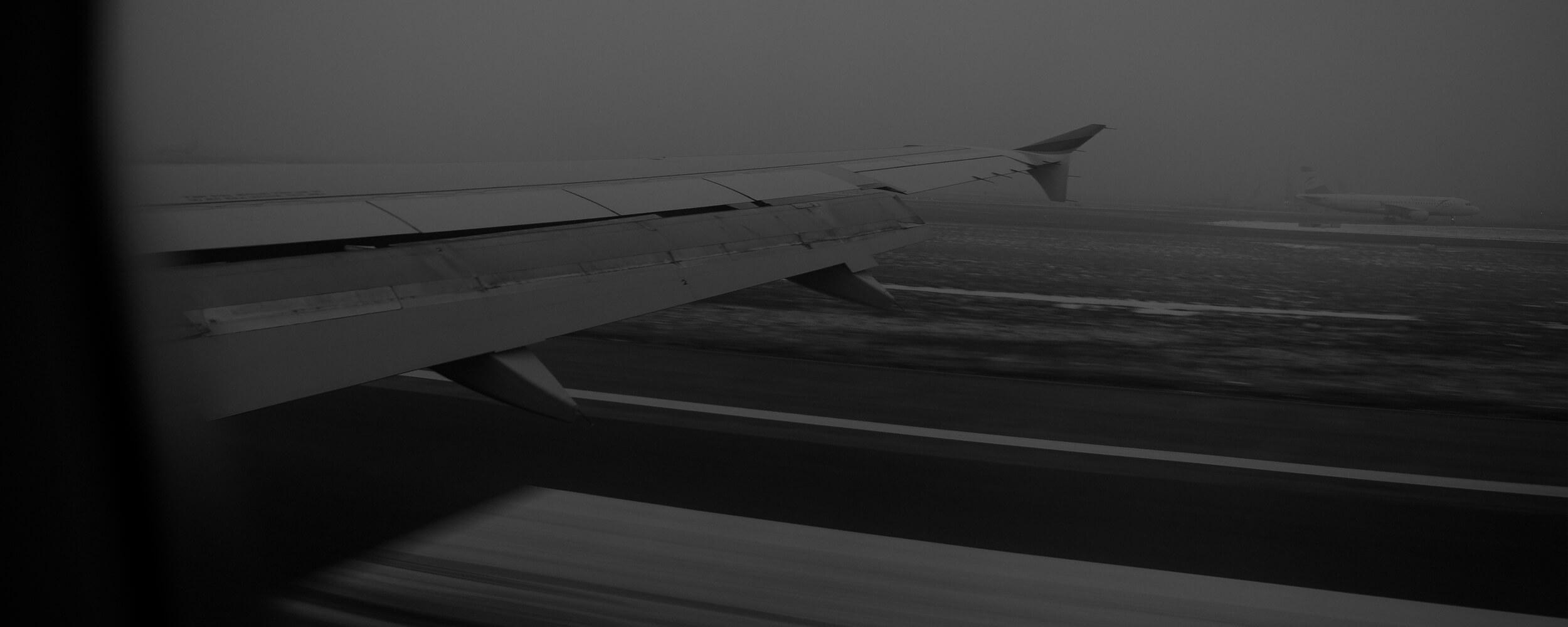 pristávanie lietadla