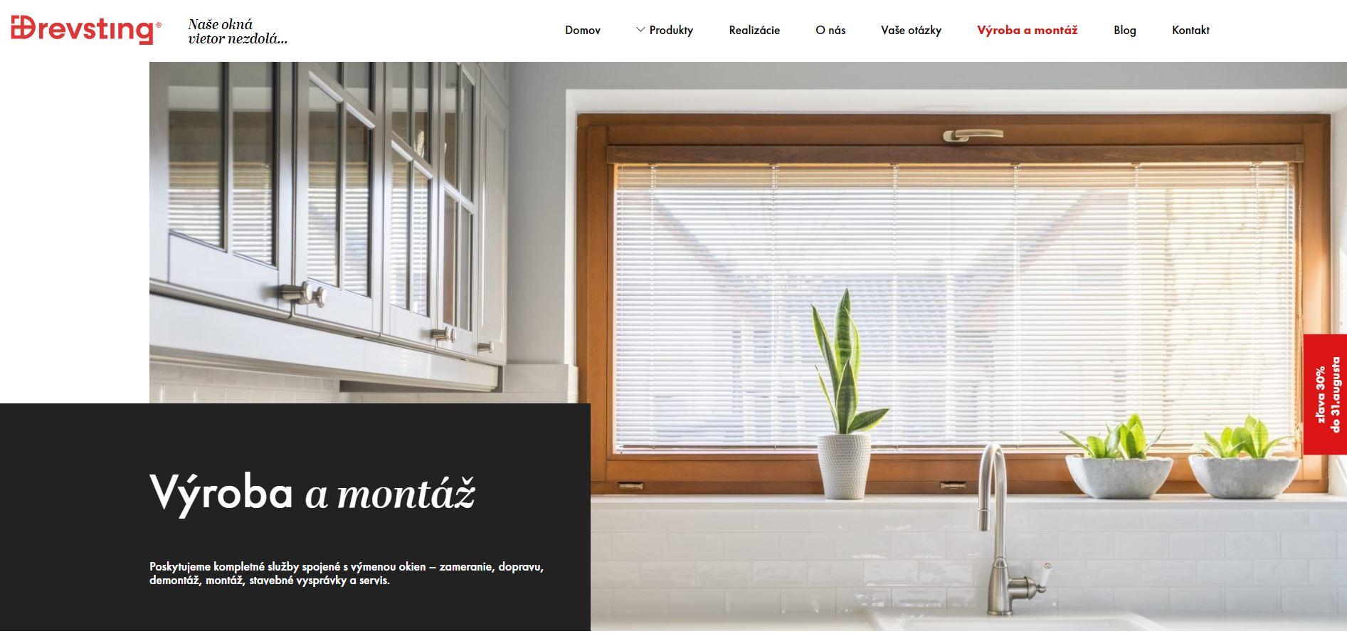 drevsting web design