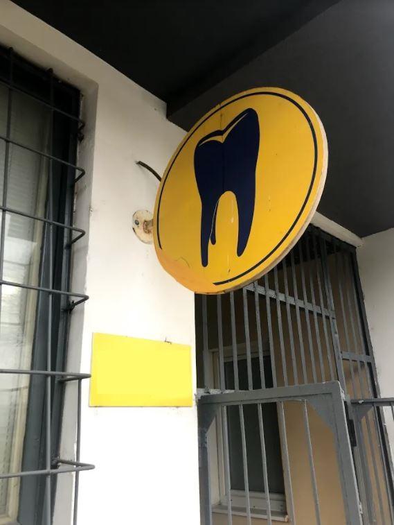 zubná klinika - reklama